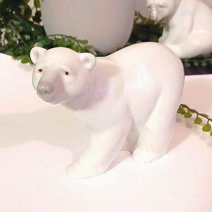 Lladro Polar Bear collection